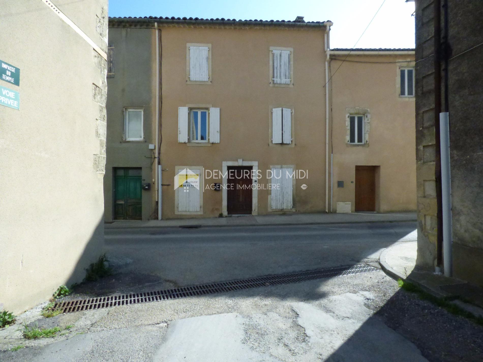 Offres de location Maison Lédignan 30350